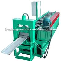 Wall decorative panel forming machine