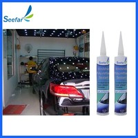vehicle windshield replacement auto glass pu adhesive urethane sealant