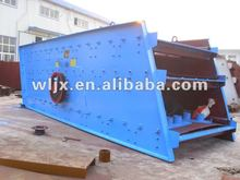 High efficiency sand stone laboratory vibrating screen
