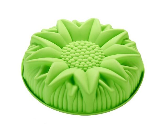 Custom Cheap Price Silicone Sunflower Mold