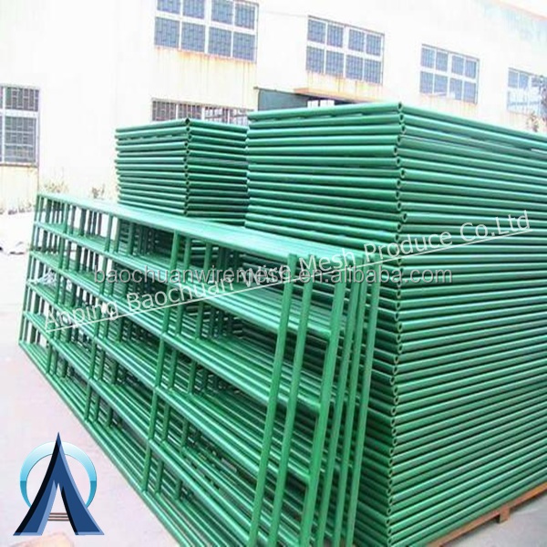 Type Strong Steel Pipe Livestock Fence,Galvanized Pipe Livestock ...