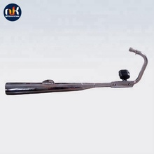 Stainless Steel Exhaust Muffler Pipe for Bajaj Boxes