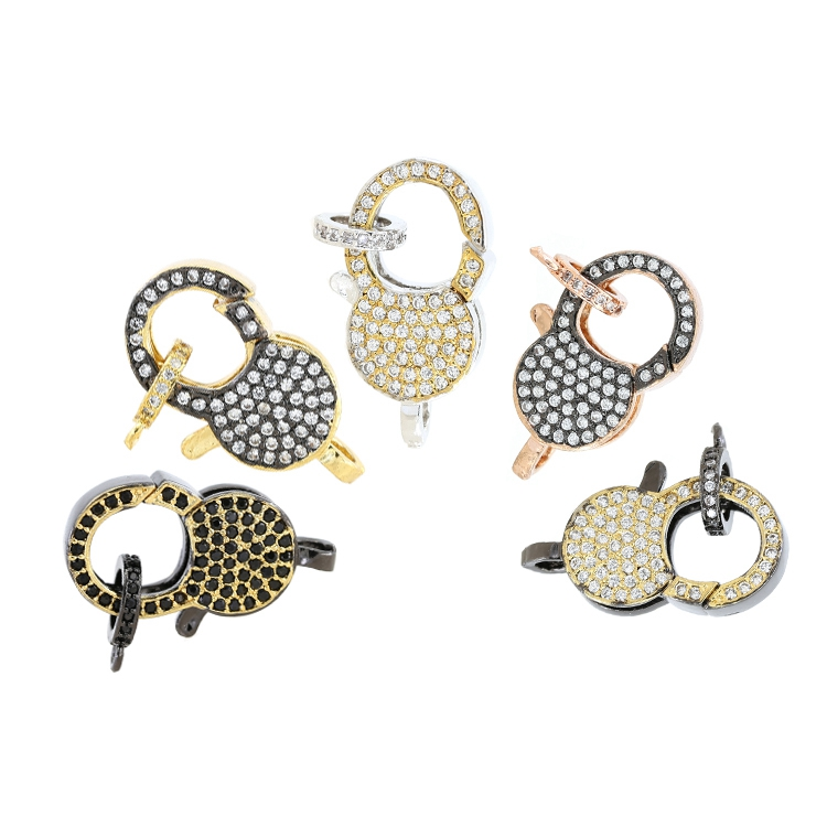 cheap price jewelry making supplies magnetic clasps wholesale