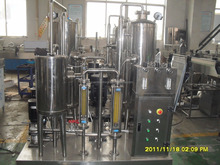 mixing machine making beverage juice factory production lines