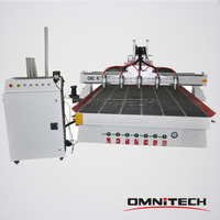 Fast Speed Synchronized Muti Head Cnc