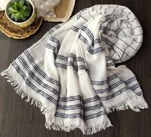 new spring summer lady korean fashion woven viscose scarf shawl