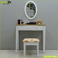 Wooden dressing table 3pcs one set