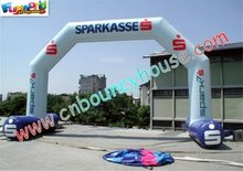 Professional inflatable gate for events advertising inflatable arch