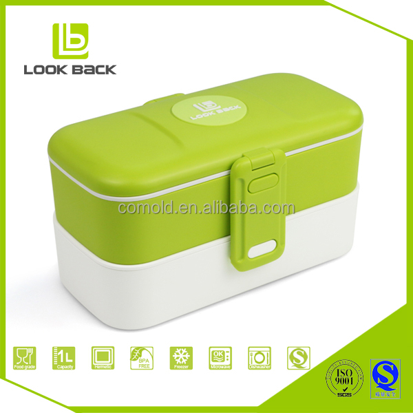 BPA free Microwavable food grade portion control containers