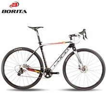 Borita High Quality 700C 22 Speed Super Light Road bike for sale