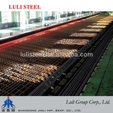 Luli steel 42crmo chemical composition of sae 4140 Hot rolled Steel round Bar Steel