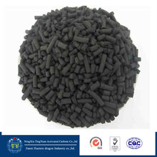 Column size Coal active carbon for air absorption in home
