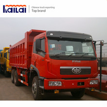 Brand New FAW 290hp 6x4 10-wheel Dump Truck Tipper Truck for sale
