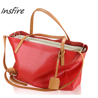 New arrival fashionable elegant simple PU handbags oem durable material handbags uk