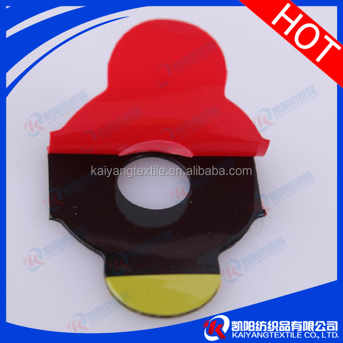 Hydrophobic lens blocking /edging pads /sticker