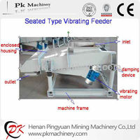 Chemical Food Coal Heavy duty linear vibrating feeder