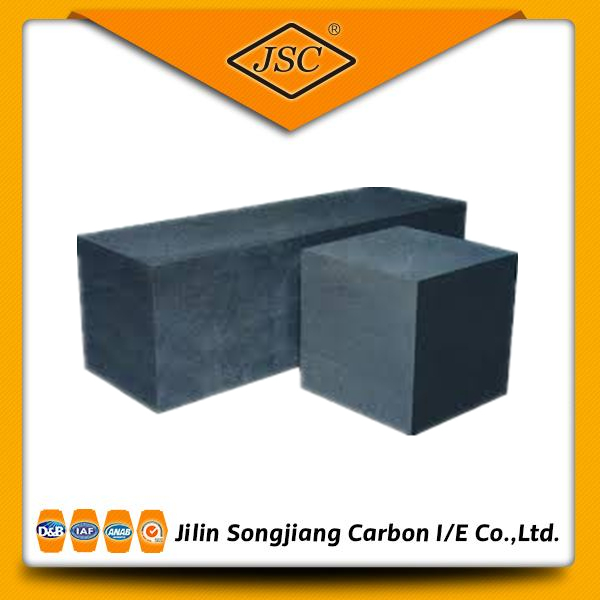 China Jilin synthetic graphitized block carbon plate - M