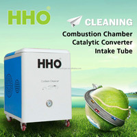 HHO Car Carbon Cleaning water jet car washing machine