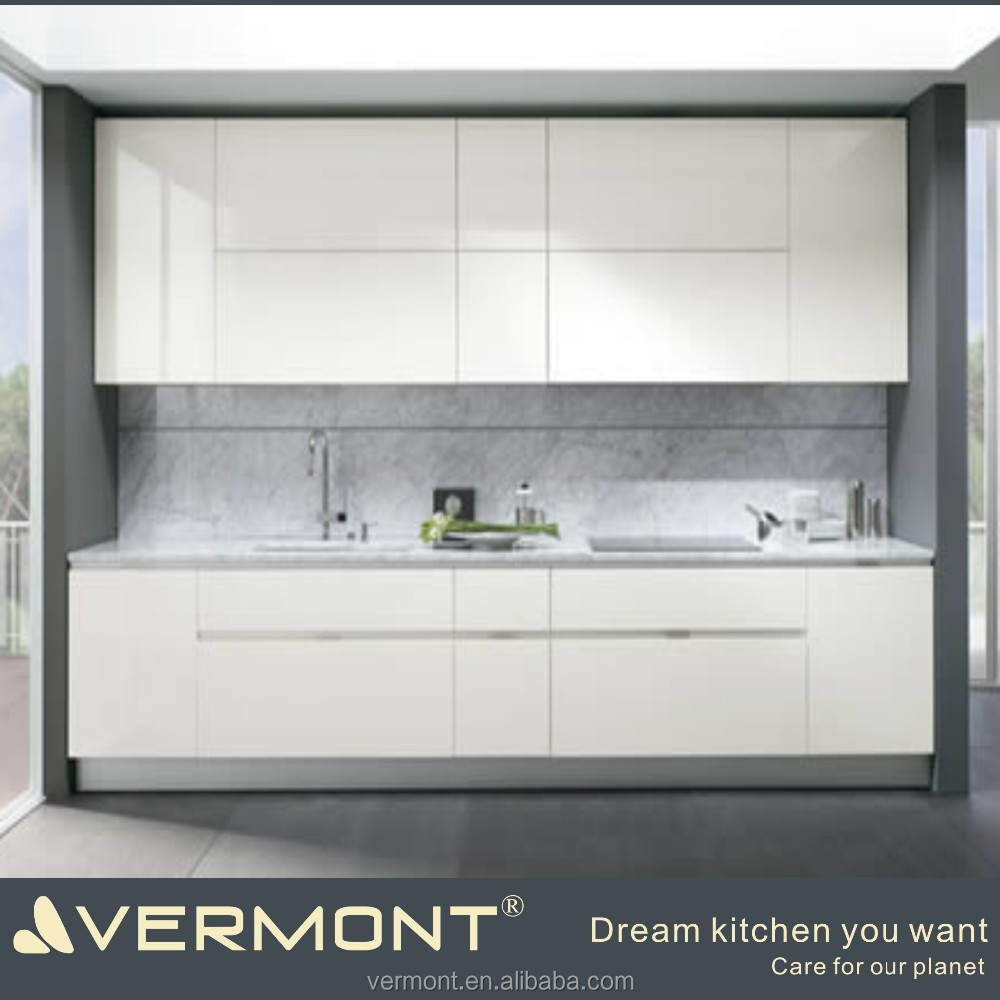 Modular white home furniture small kitchen cabinets for sale