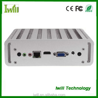 Nano itx core i3 processor 4010U barebone mini pc with 4gb ram