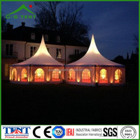 15 person pergola outdoor pvc canopies tent