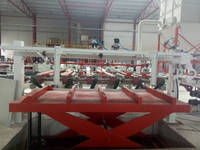 Fully automatic gypsum board production line equipment