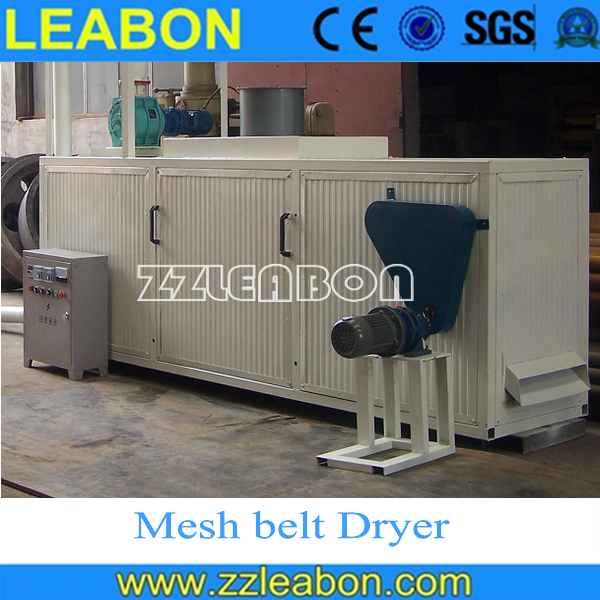 Great Feed Pellet Drying Used Mesh Belt Dryer Price for sale