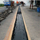 Asphalt bitumen used in expansion joint construction