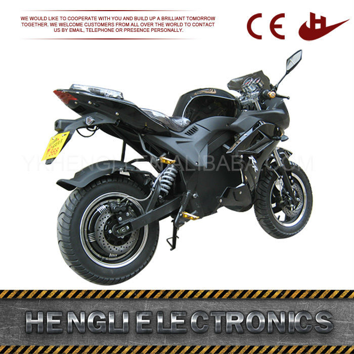 Good Reputation Factory Price Folding Electric Motorcycle