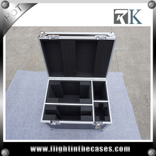 foam insert custom die cut carrying cases cable flight case