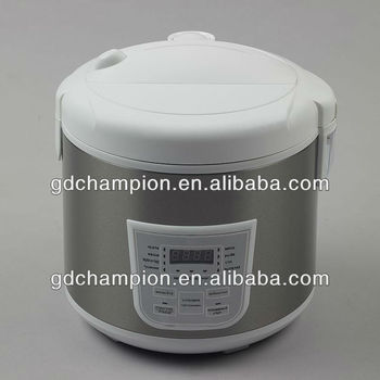 new oval rice cooker