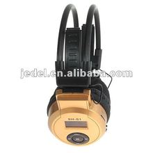 Double Agent wireless headphone(can be used SD card)