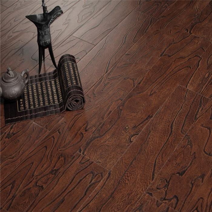 Silver Oak Laminate Flooring14mm End Grain Click Laminate Flooring