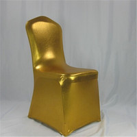Decorative Different Materials Chair Cover for Party