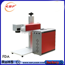 30W 50W 100W Easy Carry Mini Fiber Laser Marking Machine Price for GIFT
