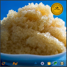 WQA certified food grade strong acid cation ion exchange resin polymer