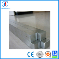 Square tube hollow stainless bar for bulding
