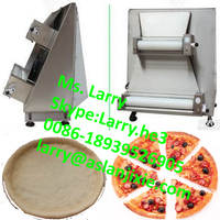 machine make pizza dough/dough ball press machine/pizza dough roller machine