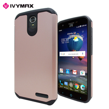 hot sale Slim armor PC+TPU hard back colorful Cover case for ZTE GRAND X3