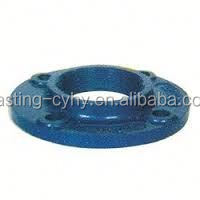 Pipe Rubber Ring Joint of Flange Forged Rubber Joint
