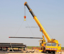 hot sale top quality hydraulic operating 12 ton mobile truck mounted crane with telescopic boom