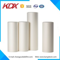 ROHS CE ASTM Aproved 15um Transparent BOPA Polyamide Film Nylon Film For Packaging