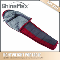 Stylish Sleeping Bag for Cold Weather