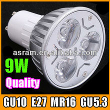 LED ASRAM High Lumen COB 7W m16 led spot light led spotlights for trucks