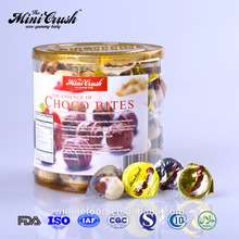 Natural flavored 100pcs chocolate cup wholesale OEM