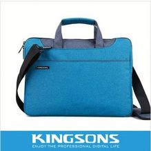 2014 latest design PU laptop bag for apple macbook pro