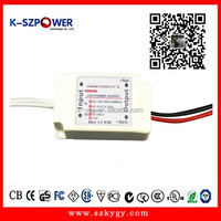 2015 k-45 YGY Indoor led bulb driver 3W waterproof constant current led driver