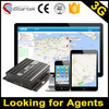 3G Taxi gps tracking device with sms remote engine stop