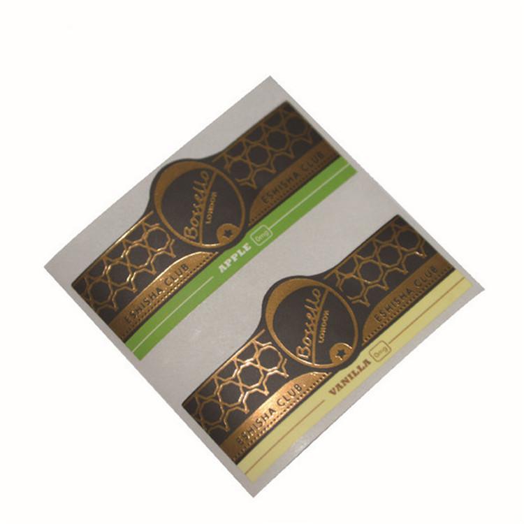 Золотые наклейки своими руками 644