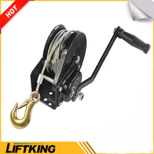 LIFTKINGBoat Trailer Hand Winches Boat Hand Winch Hand Crank Manual Trailer Winch